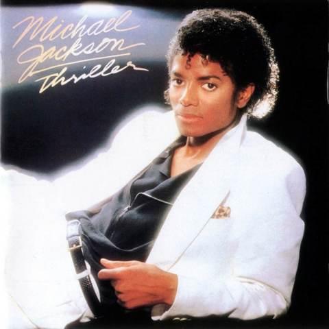 "Publicó el álbum ""Thriller"""