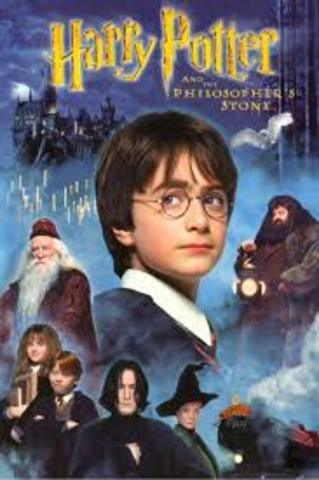 Harry Potter and the Philosopher's Stone,