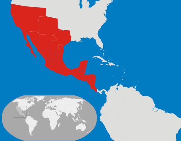 Anexo al imperio mexicano