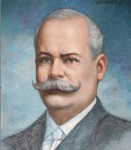 Revolución liberal de Jose Santos Zelaya