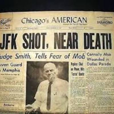 John F. Kennedy Was Only Shot and Not Killed timeline