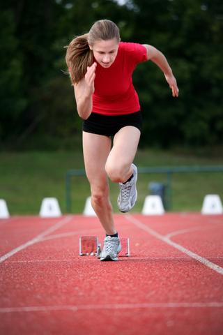 at present athletics