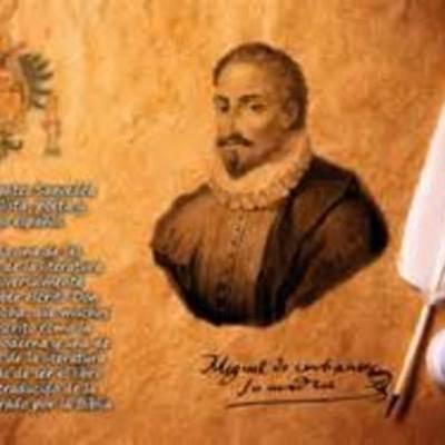 Cervantes (Creado por Susana Amador SJC 4ºESO.) timeline
