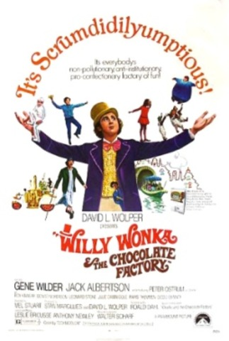 Willy Wonka and the Chocolate Factory (Wolper Productions)