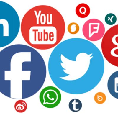 Las 30 redes sociales mas utilizadas timeline