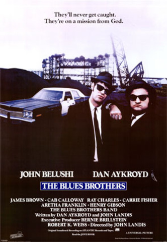 The Blues Brothers (Universal)