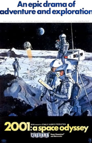 2001: A Space Odyssey (MGM)