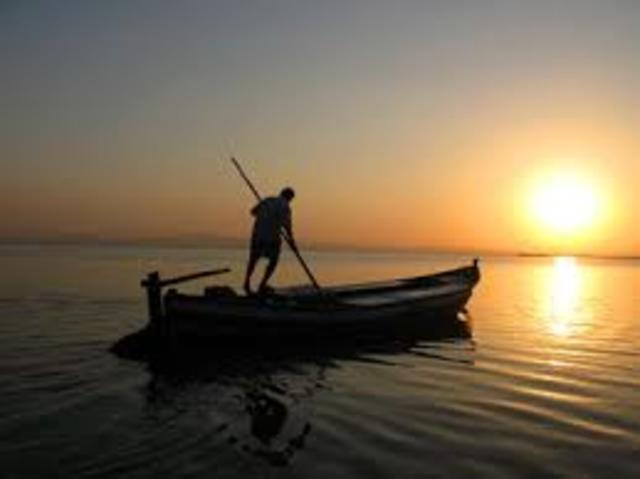 Encuentro con Vasudeva, el barquero