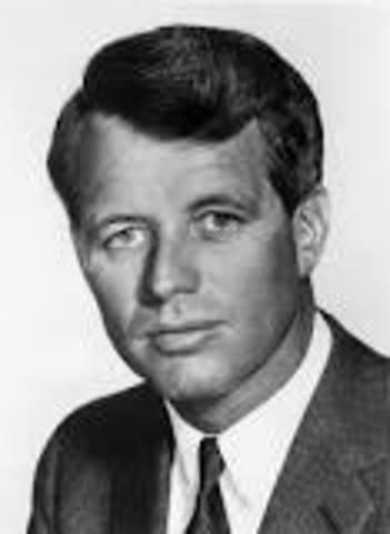 Bobby Kennedy assassination