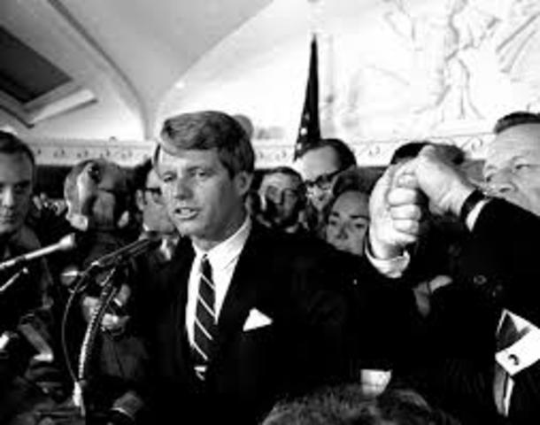 Robert Kennedy's Assassination