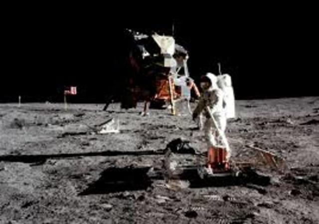 U.S Moon Landing