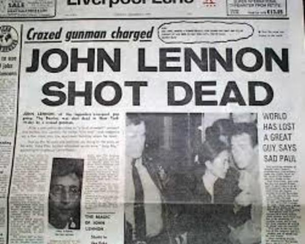 John Lennon Assassination