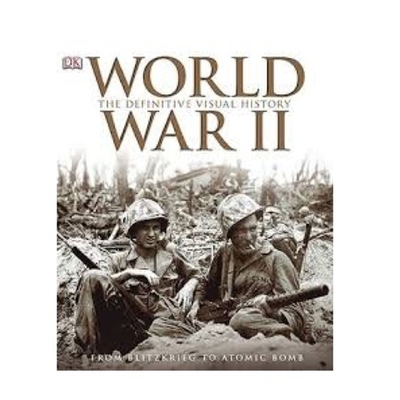 World War II (By Dana Al Bader) timeline