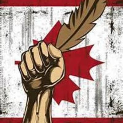 Linge de temps sur des droits de l'autochtones timeline