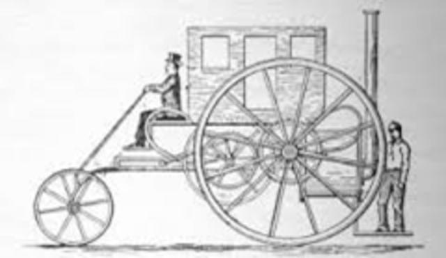 Prototipo de Richard Trevithick