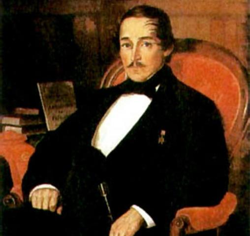 Francisco De Paula Santander Es Elegido Presidente