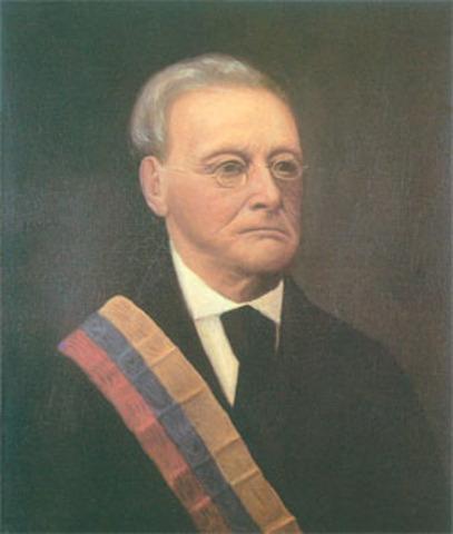 José Ignacio Márquez Toma El Poder Presidencial