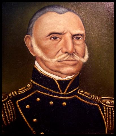 Toma Posesión De La Presidencia Pedro Alcántara