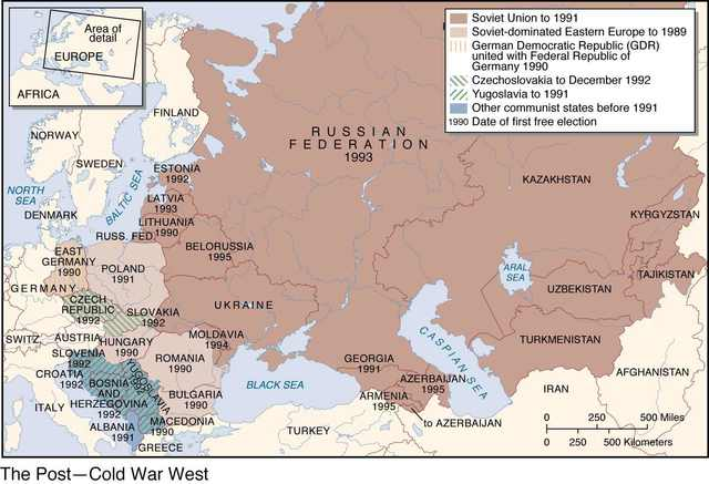 An Introduction to the Cold War in Europe - ThoughtCo