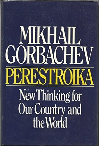 gorbachevs political aim in the soviet union during 1987 The communist party of the soviet union mikhail gorbachev  upper echelons of the soviet political  during the early years of the post-soviet.