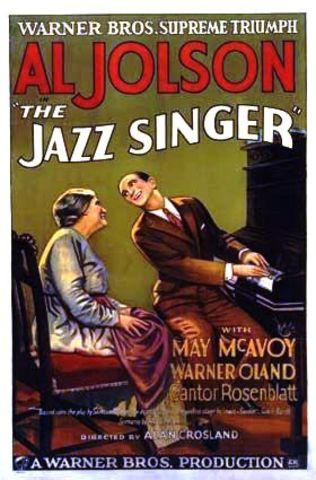 Release of the Jazz Singer
