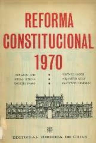 """REFORMA DE 1970 """" DESCENTRALIZACIÓN Y MODERNIZACIÓN DE LA EDUCACIÓN"""""""