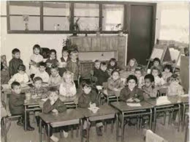 1981  Reforma a primaria y secundaria