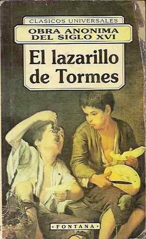 El Lazarillo de Tormes timeline   Timetoast timelines
