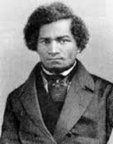 a biography of frederick douglas and slavery during the 1800 in the united states 10 things you may not have known about which inspired him to seek a life free of slavery in 1838, douglass his slave narrative helped to fuel the abolitionist movement of the early 19th century in the united states two years later, douglass began publishing the anti.
