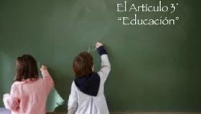 Aparición con mayor fuerza del aprendizaje significativo