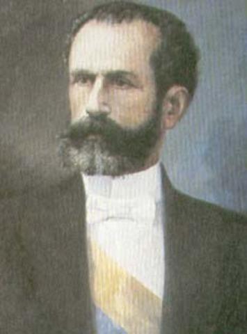 Ramón Gonzáles Llega A La Presidencia