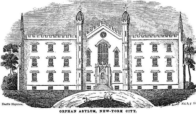 The New York Orphan Asylum Society