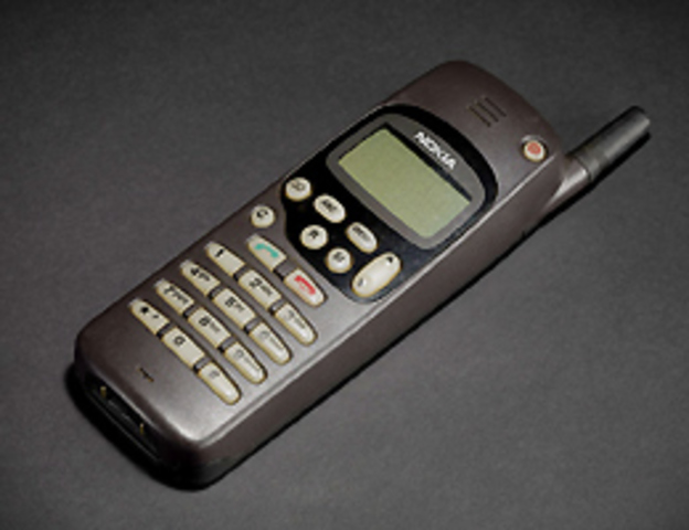 The Second mobile phone