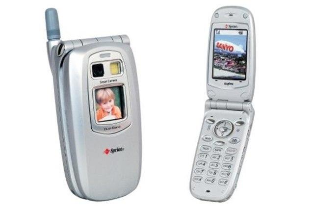 The camera phone