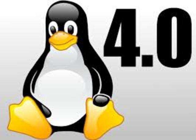 Linux 4.0
