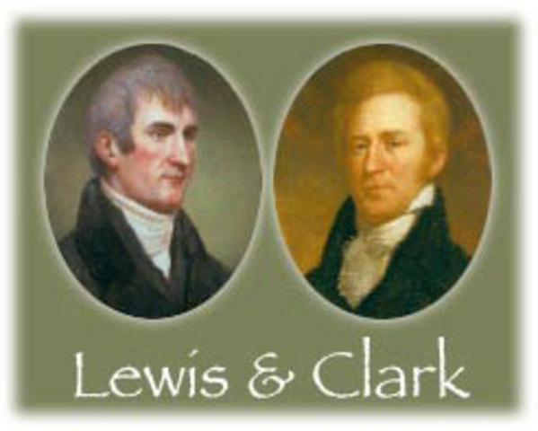 Lewis and Clark expedition assembles