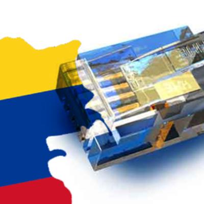 tecnología en colombia timeline