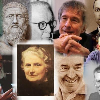PRINCIPALES PIONEROS DE LA EDUCACIÓN Y PEDAGOGÍA timeline