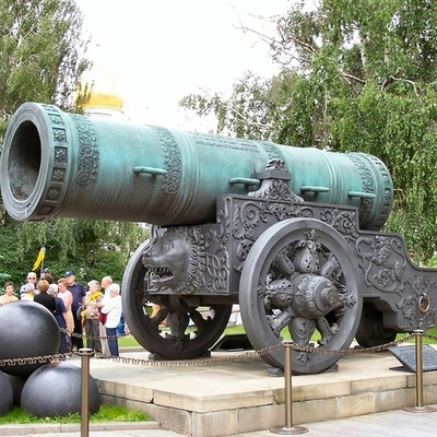 Cannons and Projectiles timeline