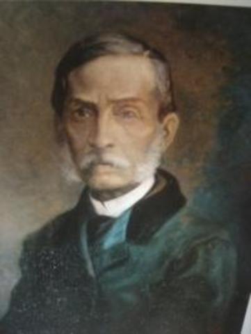 Se Posesiona El Nuevo Presidente Manuel Murillo Toro