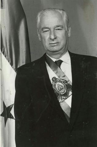 Jose Azcona Del Hoyo