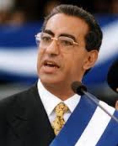 Carlos  Flores Facusse 1998-2002