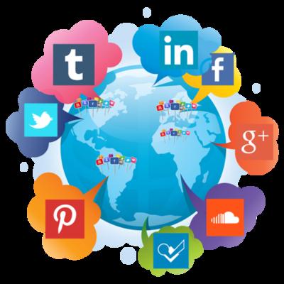 redes sociales en la era de la cibercultura timeline