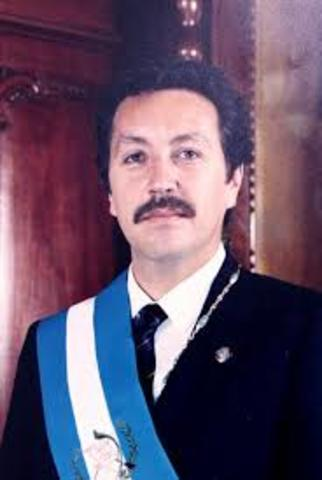 Marco Vinicio Cerezo Arévalo