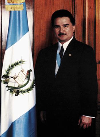 Alfonso Portillo Cabrera