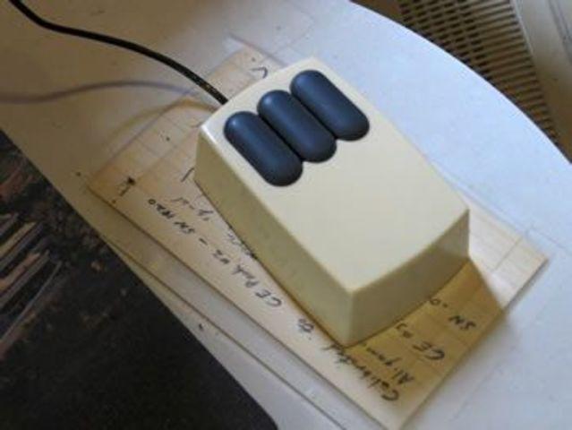 Mouse de Xerox