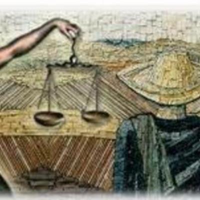 """Equipo 6 """"Marco histórico de referencia del derecho agrario"""" timeline"""