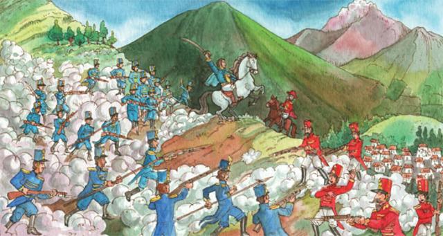 Batalla de Bamboná