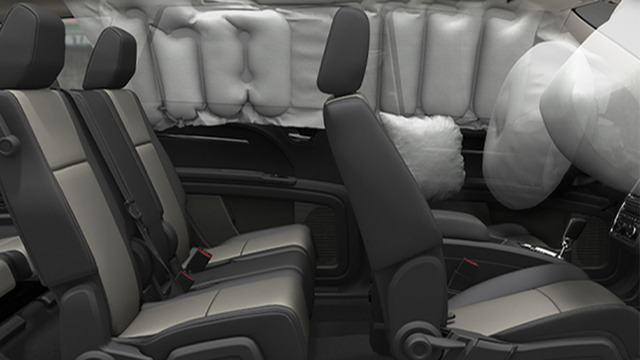 Airbag patent granted