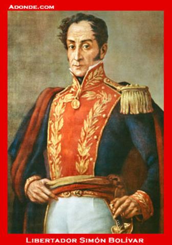 Dictadur de Bolivar y disolución de la Gran Colombia